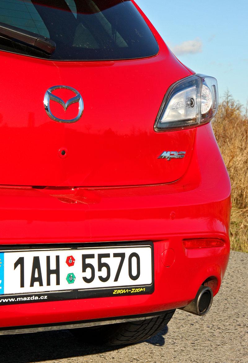 Test:  Mazda 3 MPS - Milujte Privátní Sport: - fotka 39