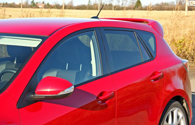 Test:  Mazda 3 MPS - Milujte Privátní Sport: - fotka 41