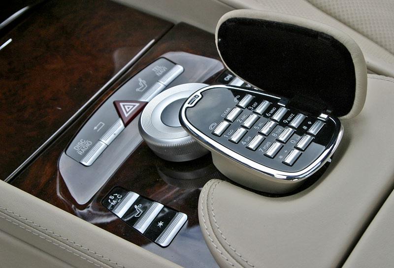 Mercedes-Benz CL 500 4Matic: staré dobré časy: - fotka 6