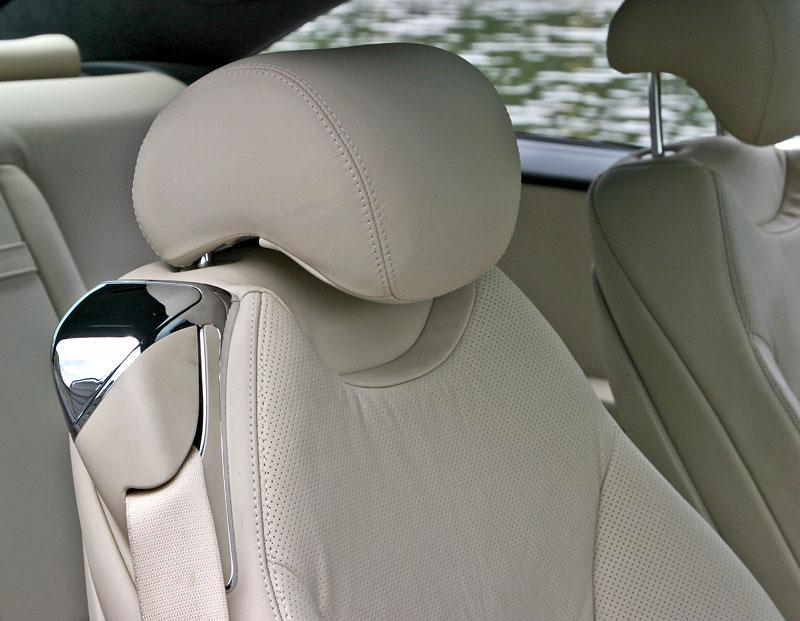 Mercedes-Benz CL 500 4Matic: staré dobré časy: - fotka 7