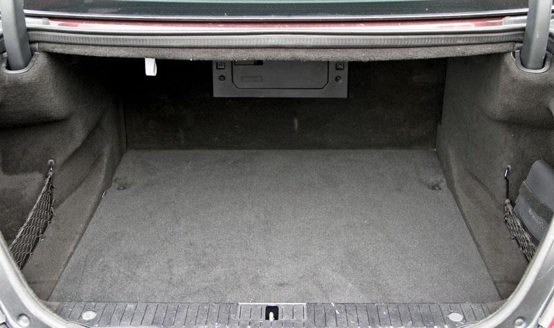 Mercedes-Benz CL 500 4Matic: staré dobré časy: - fotka 31