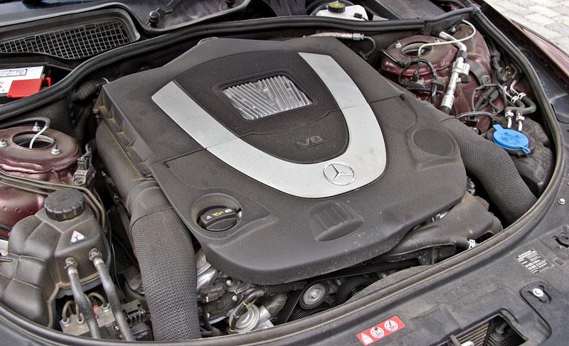 Mercedes-Benz CL 500 4Matic: staré dobré časy: - fotka 32