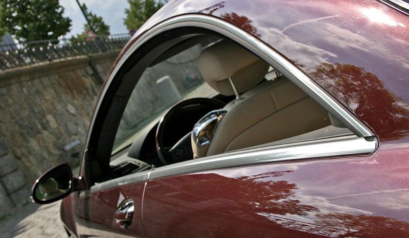 Mercedes-Benz CL 500 4Matic: staré dobré časy: - fotka 35