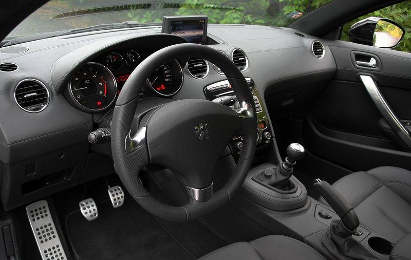 Test: Peugeot RCZ 2.0 HDi: 908čce v patách?: - fotka 6