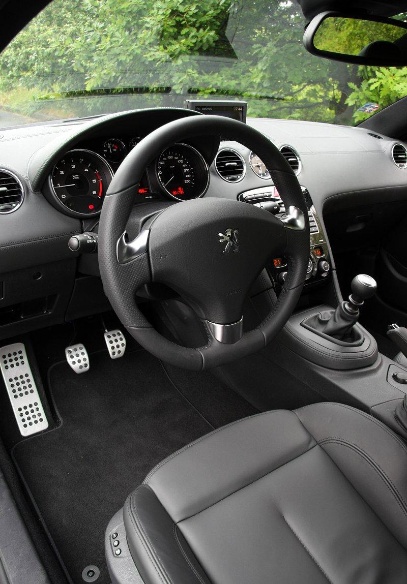 Test: Peugeot RCZ 2.0 HDi: 908čce v patách?: - fotka 16
