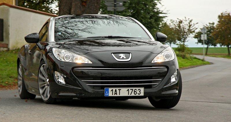 Test: Peugeot RCZ 2.0 HDi: 908čce v patách?: - fotka 27