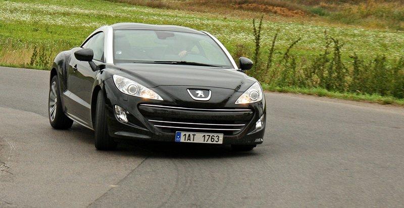 Test: Peugeot RCZ 2.0 HDi: 908čce v patách?: - fotka 30