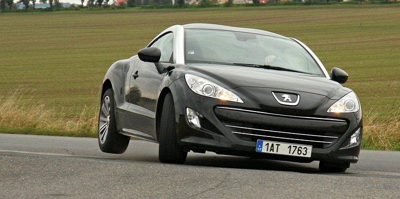Test: Peugeot RCZ 2.0 HDi: 908čce v patách?: - fotka 32