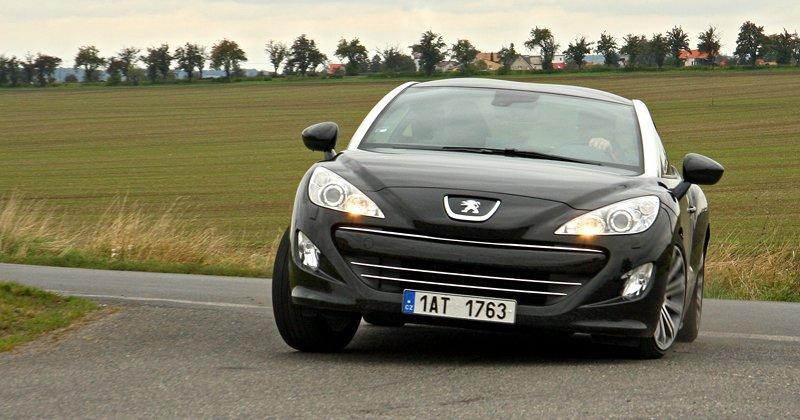 Test: Peugeot RCZ 2.0 HDi: 908čce v patách?: - fotka 33