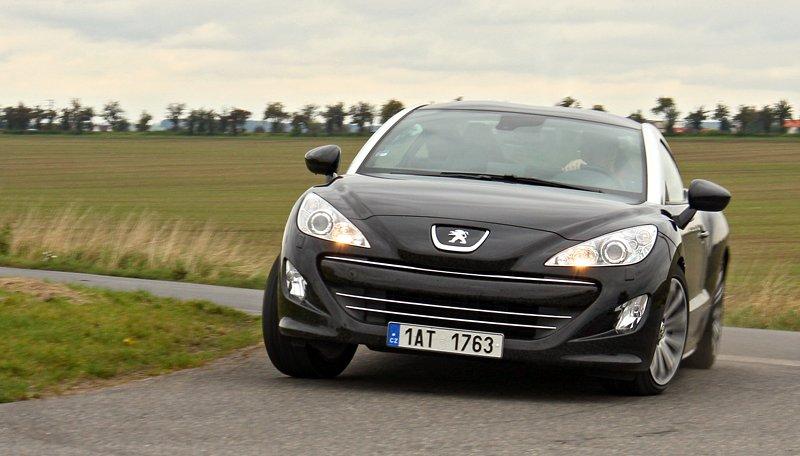Test: Peugeot RCZ 2.0 HDi: 908čce v patách?: - fotka 34