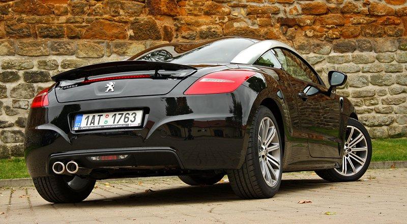 Test: Peugeot RCZ 2.0 HDi: 908čce v patách?: - fotka 39