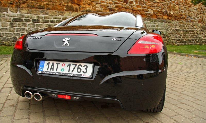 Test: Peugeot RCZ 2.0 HDi: 908čce v patách?: - fotka 41