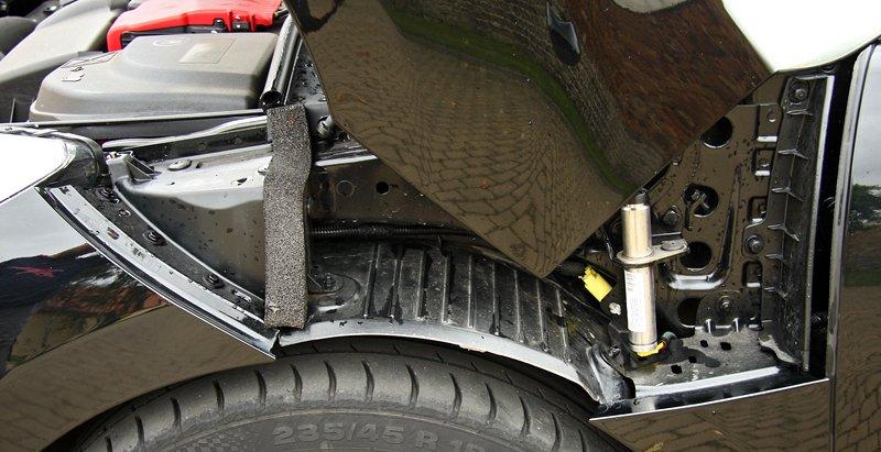 Test: Peugeot RCZ 2.0 HDi: 908čce v patách?: - fotka 53