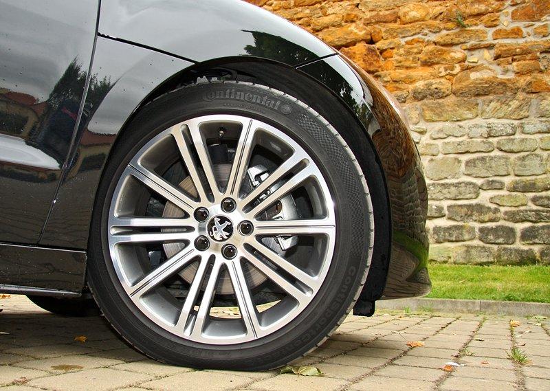 Test: Peugeot RCZ 2.0 HDi: 908čce v patách?: - fotka 56