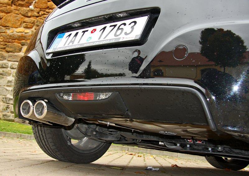 Test: Peugeot RCZ 2.0 HDi: 908čce v patách?: - fotka 57