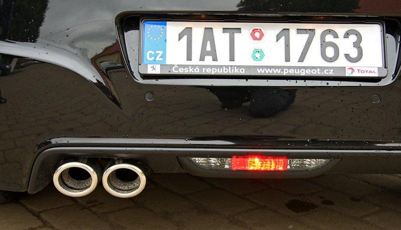 Test: Peugeot RCZ 2.0 HDi: 908čce v patách?: - fotka 58