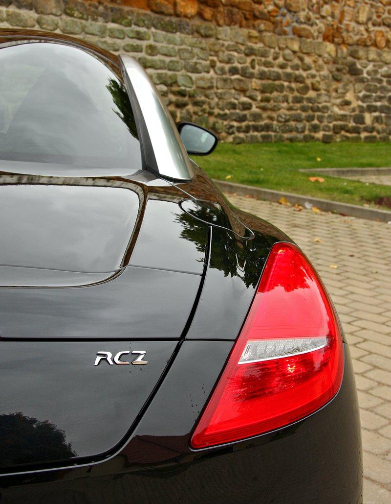 Test: Peugeot RCZ 2.0 HDi: 908čce v patách?: - fotka 65