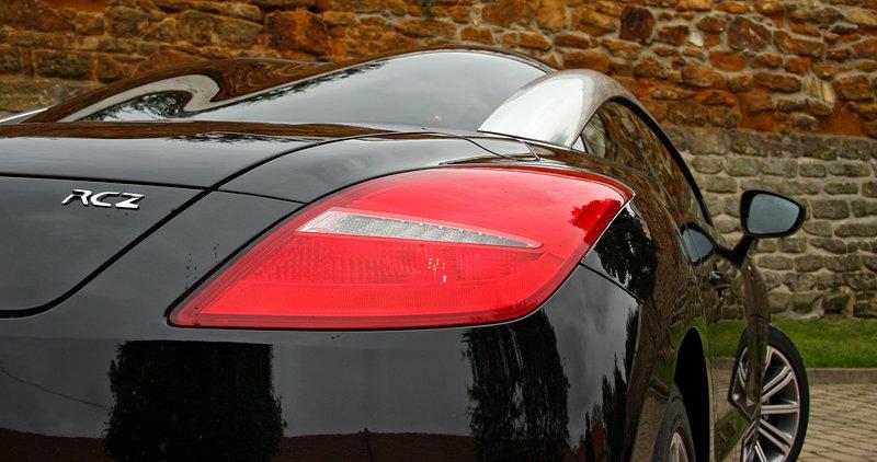 Test: Peugeot RCZ 2.0 HDi: 908čce v patách?: - fotka 66