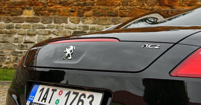 Test: Peugeot RCZ 2.0 HDi: 908čce v patách?: - fotka 67