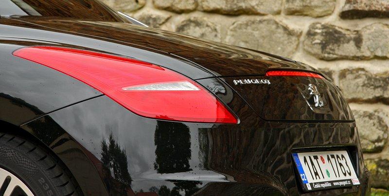 Test: Peugeot RCZ 2.0 HDi: 908čce v patách?: - fotka 68