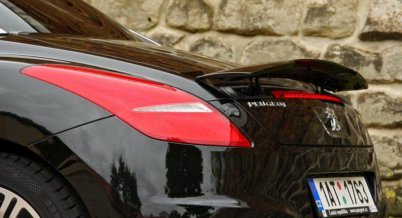 Test: Peugeot RCZ 2.0 HDi: 908čce v patách?: - fotka 69