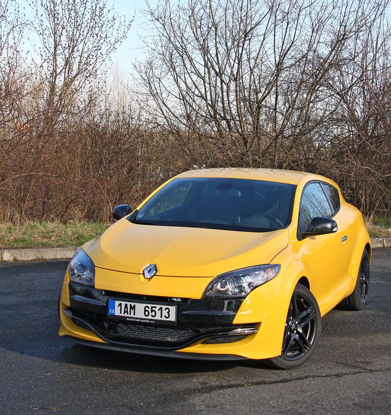 Test: Renault Mégane RS Cup: 2010 – Malá francouzská revoluce: - fotka 20