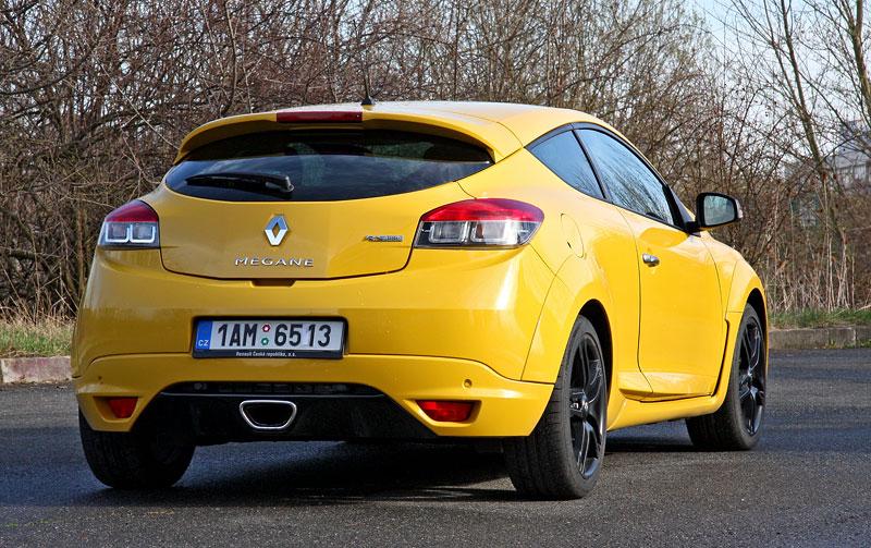 Test: Renault Mégane RS Cup: 2010 – Malá francouzská revoluce: - fotka 29