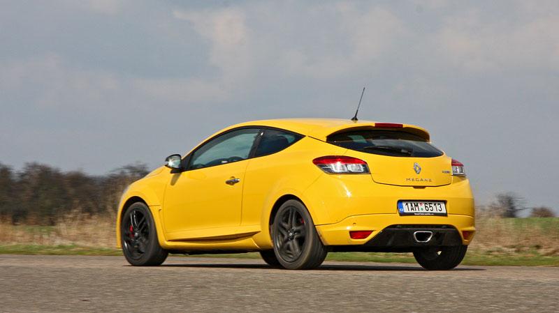 Test: Renault Mégane RS Cup: 2010 – Malá francouzská revoluce: - fotka 32