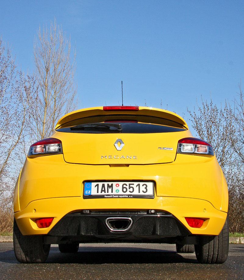 Test: Renault Mégane RS Cup: 2010 – Malá francouzská revoluce: - fotka 36