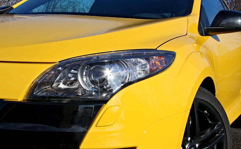 Test: Renault Mégane RS Cup: 2010 – Malá francouzská revoluce: - fotka 44