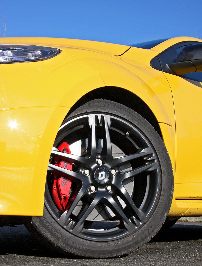 Test: Renault Mégane RS Cup: 2010 – Malá francouzská revoluce: - fotka 45