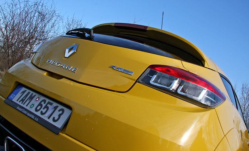 Test: Renault Mégane RS Cup: 2010 – Malá francouzská revoluce: - fotka 47