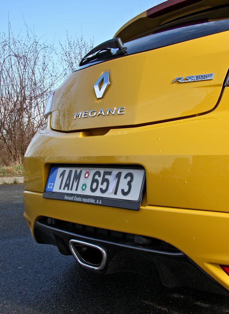 Test: Renault Mégane RS Cup: 2010 – Malá francouzská revoluce: - fotka 48