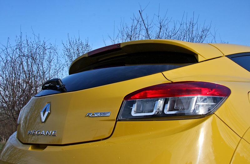 Test: Renault Mégane RS Cup: 2010 – Malá francouzská revoluce: - fotka 49