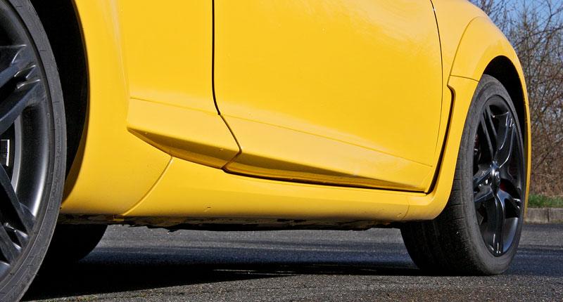 Test: Renault Mégane RS Cup: 2010 – Malá francouzská revoluce: - fotka 54