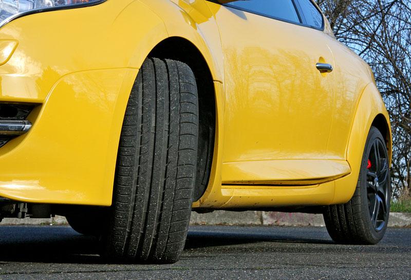 Test: Renault Mégane RS Cup: 2010 – Malá francouzská revoluce: - fotka 56