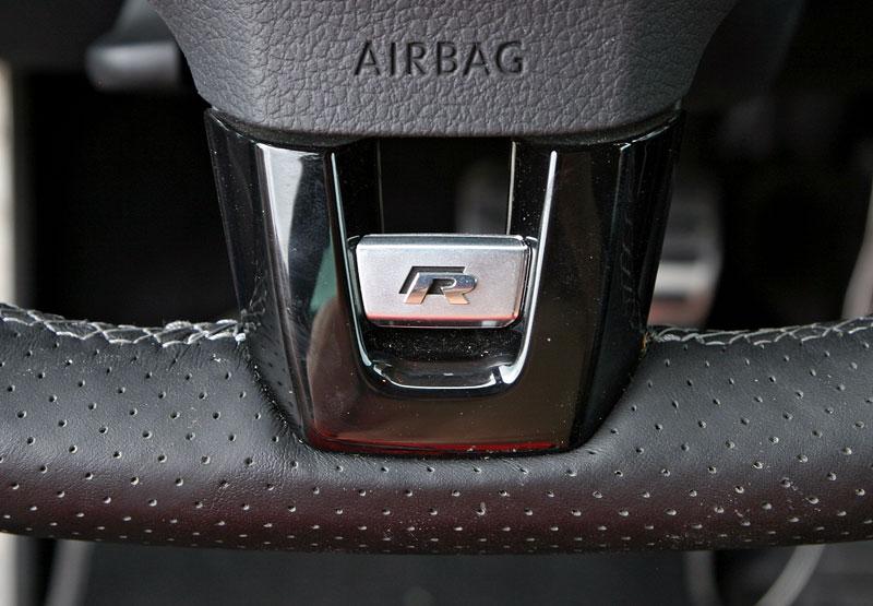 Test: Volkswagen Scirocco R – královské eR?: - fotka 15