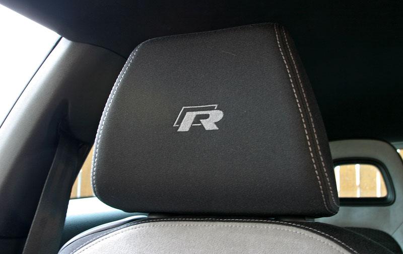 Test: Volkswagen Scirocco R – královské eR?: - fotka 19