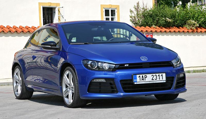 Test: Volkswagen Scirocco R – královské eR?: - fotka 21