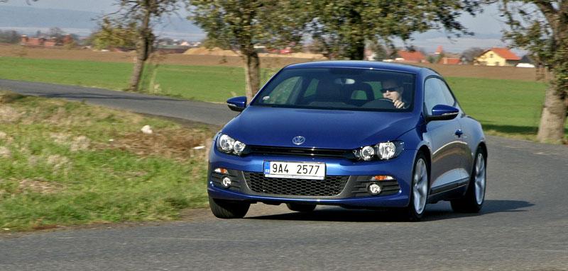 TEST: Volkswagen Scirocco -: Krotitel duchů: - fotka 18