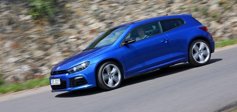 Test: Volkswagen Scirocco R – královské eR?: - fotka 26