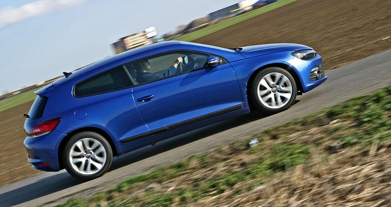 TEST: Volkswagen Scirocco -: Krotitel duchů: - fotka 22