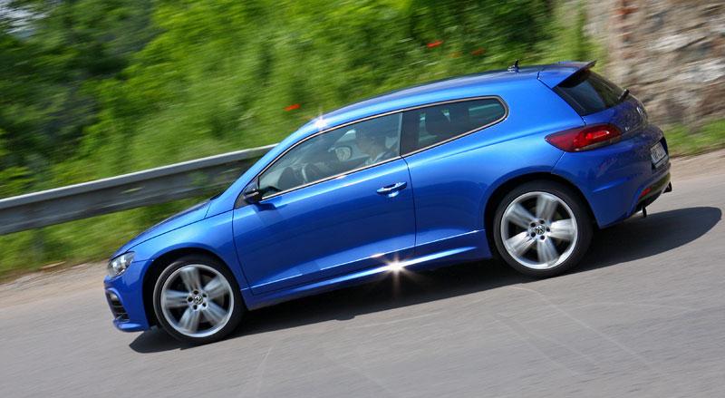 Test: Volkswagen Scirocco R – královské eR?: - fotka 39