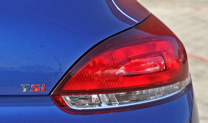 TEST: Volkswagen Scirocco -: Krotitel duchů: - fotka 39