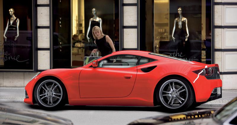 Automobilka Artega prodána do Mexika: - fotka 5
