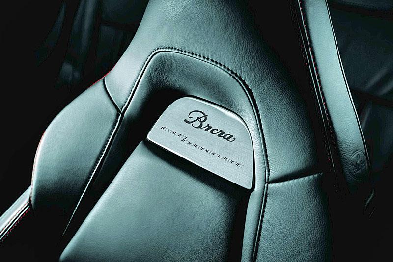 Alfa Romeo Brera Italia Independent: více stylu v omezené sérii: - fotka 6