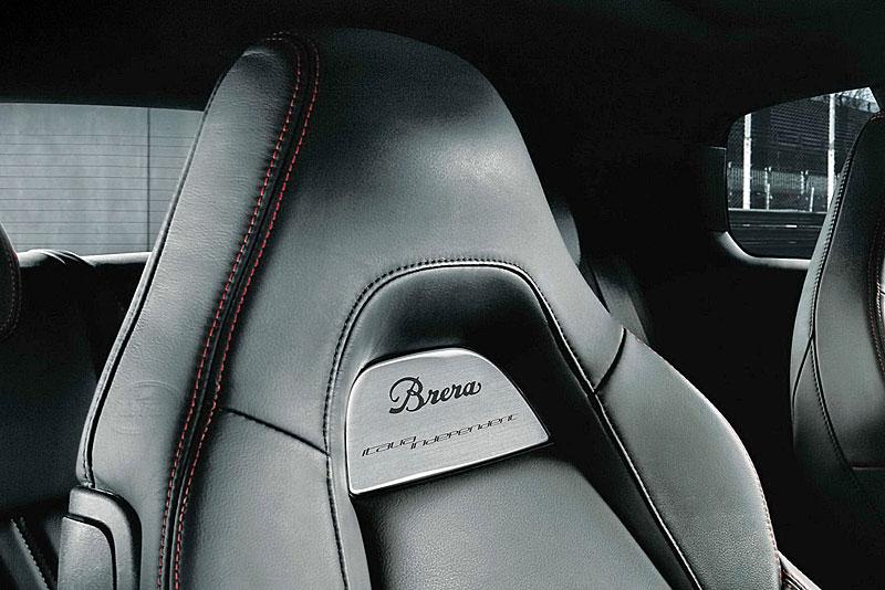 Alfa Romeo Brera Italia Independent: více stylu v omezené sérii: - fotka 7