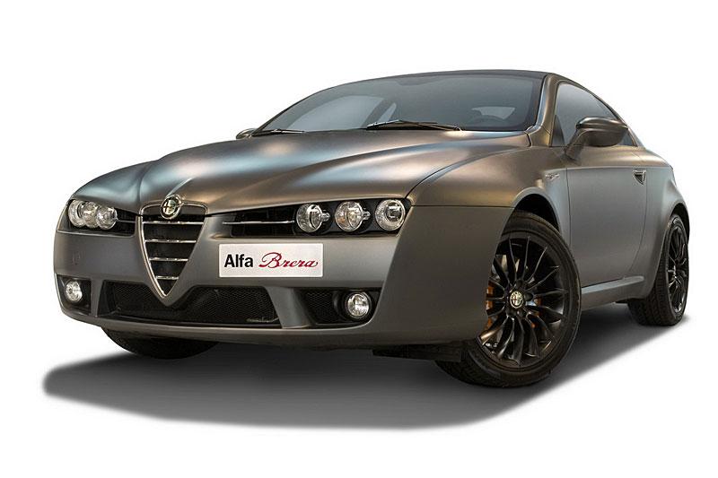 Alfa Romeo Brera Italia Independent: více stylu v omezené sérii: - fotka 8