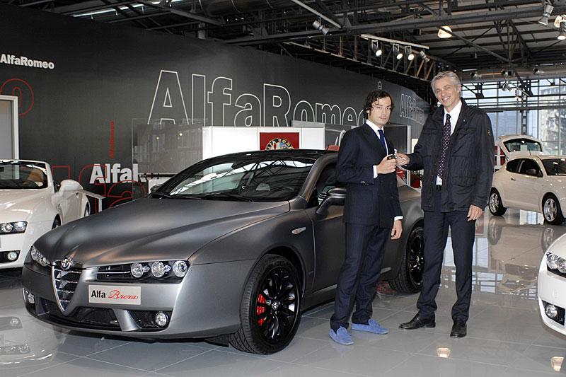 Alfa Romeo Brera Italia Independent: více stylu v omezené sérii: - fotka 9