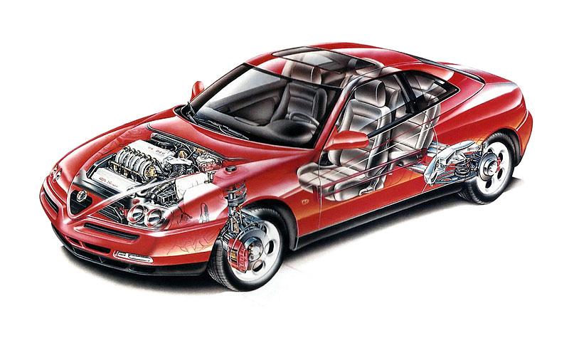 6 kupé s motorem V6 z devadesátek, která by vám měla zdobit garáž: - fotka 12